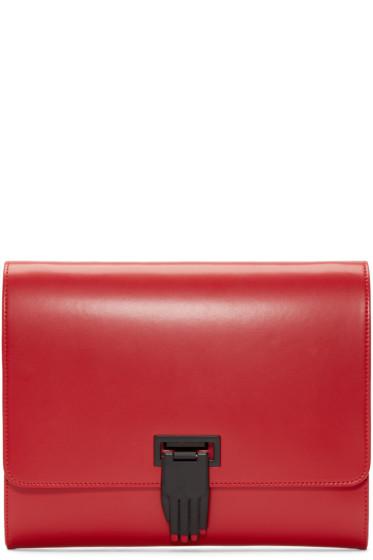 Opening Ceremony - Red Nokki Shoulder Bag