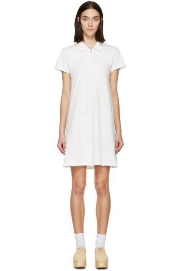 Opening Ceremony - White Polo Torch Dress