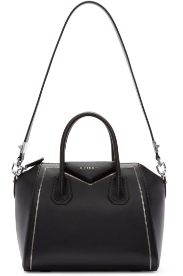 Givenchy - Black Chain Small Antigona Bag