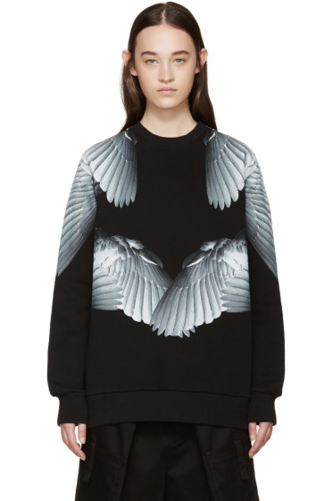 Givenchy - Black Wings Sweatshirt