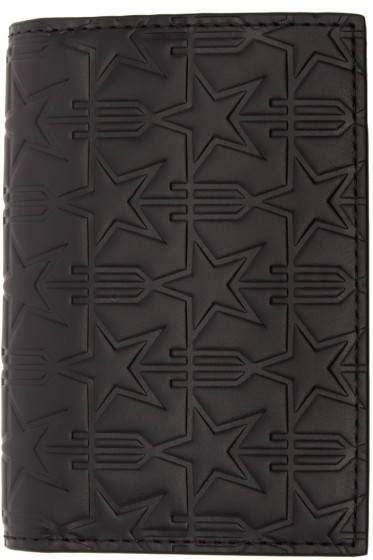 Givenchy - Black Trident Card Holder