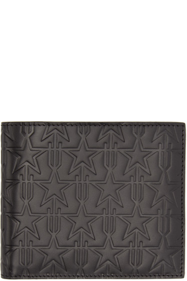 Givenchy - Black Trident Wallet