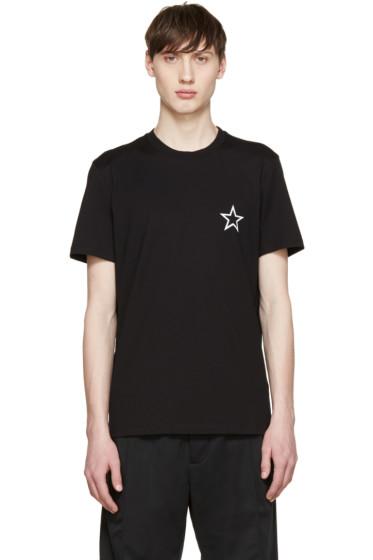 Givenchy - Black Star T-Shirt