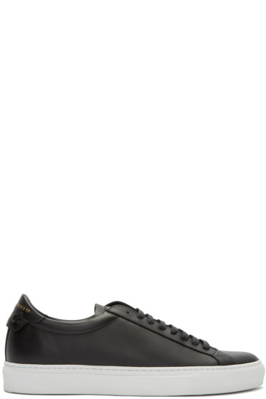 Givenchy - Black Knots Sneakers