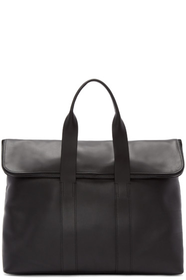 3.1 Phillip Lim - Black 31 Hour Tote Bag