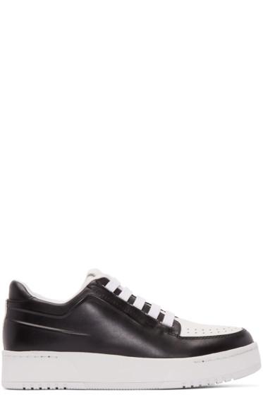 3.1 Phillip Lim - Black & White PL31 Sneakers