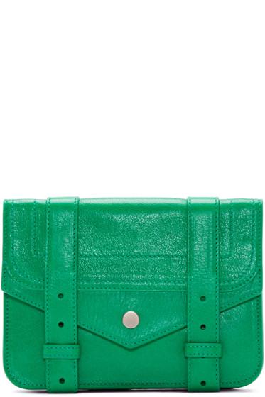 Proenza Schouler - Green PS1 Chain Wallet