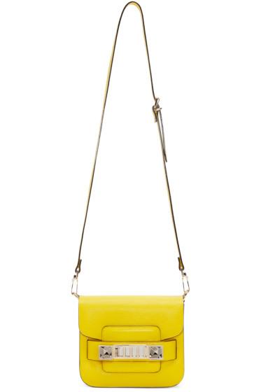 Proenza Schouler - Yellow PS11 Tiny Shoulder Bag