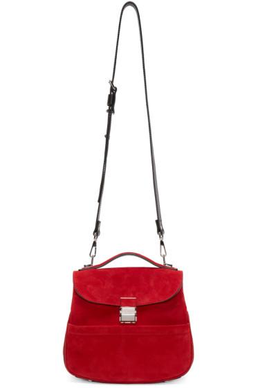 Proenza Schouler - Red Mini Kent Shoulder Bag