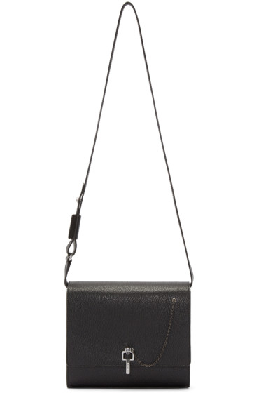 Carven - Black Malher Pochette Bag