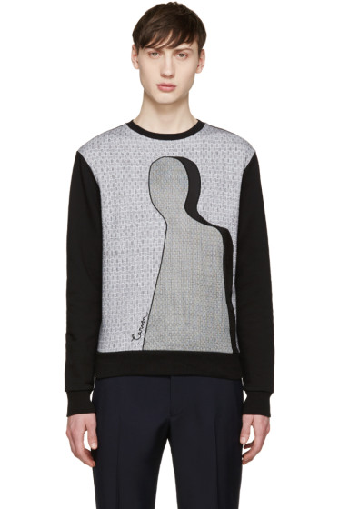 Carven - Black Shadow Man Pullover