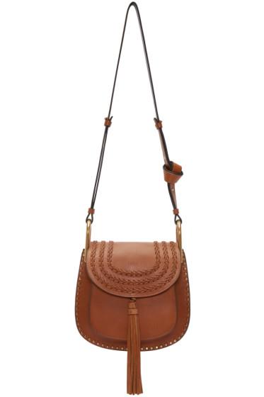 Chloé - Tan Small Hudson Bag