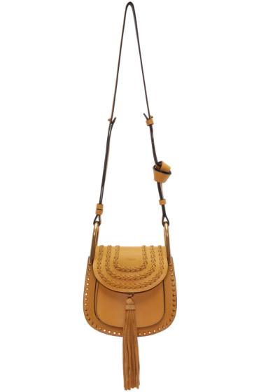 Chloé - Yellow Mini Hudson Bag