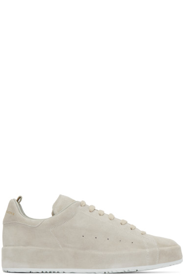 Officine Creative - Grey Ace Sneakers