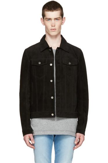 BLK DNM - Black Suede 5 Jacket