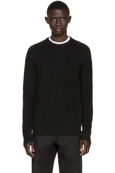 Pierre Balmain - Black Knit Sweater