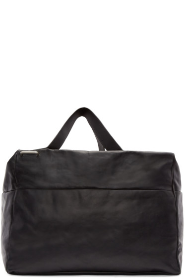 Ann Demeulemeester - Black Alana Travel Bag
