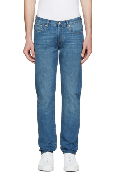 Paul Smith Jeans - Blue Tapered Jeans
