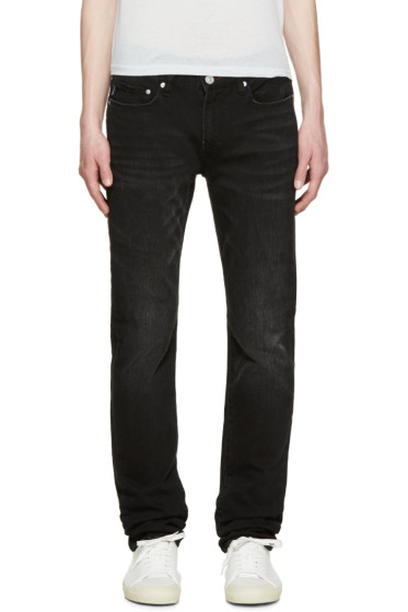 Paul Smith Jeans - Black Slim-Fit Jeans