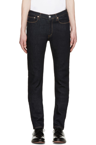 Paul Smith Jeans - Blue Slim-Fit Jeans