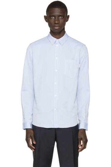 Paul Smith Jeans - Blue Oxford Shirt