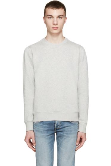 Paul Smith Jeans - Grey Crewneck Sweatshirt