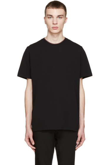 Paul Smith Jeans - Black Oversized T-Shirt