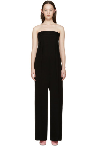 Roksanda - Black Mathilda Jumpsuit