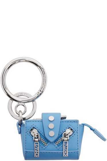 Kenzo - Blue & Silver Kalifornia Keychain