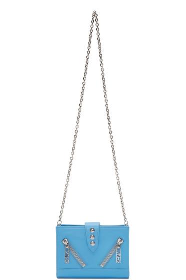 Kenzo - Blue Kalifornia Chain Bag