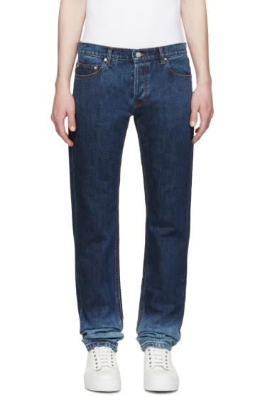 Kenzo - Indigo Faded Jeans