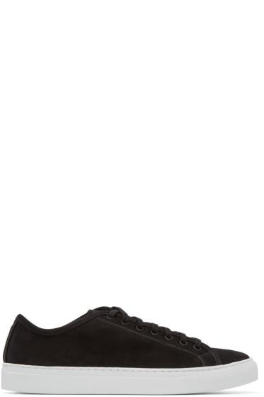 Diemme - Black Veneto Sneakers
