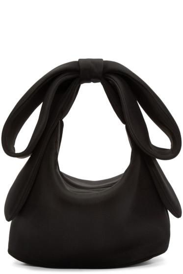 Simone Rocha - Black Small Dumpling Bag