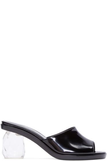 Simone Rocha - Black Chandelier Heels