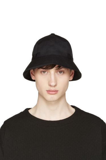 Sasquatchfabrix - Black Mesh Bucket Hat