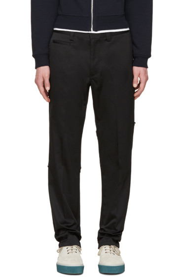 Undercover - Black Combination Trousers