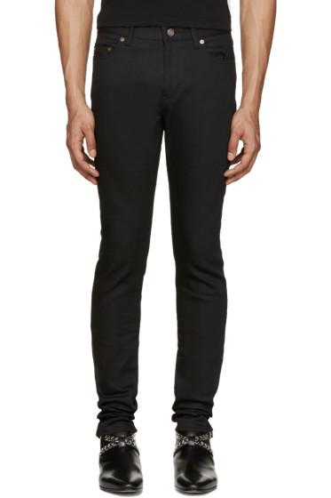 Saint Laurent - Black Skinny Jeans