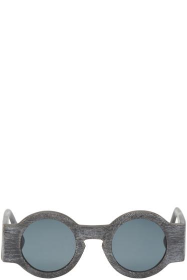 Rigards - Black Horn RG0029 Sunglasses