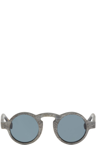Rigards - Black Horn RG0008 Sunglasses