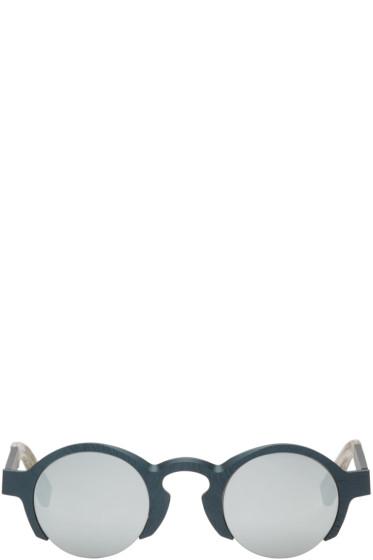 Rigards - Blue Aluminium RG0061 Sunglasses