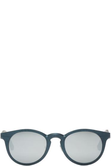 Rigards - Blue Aluminium RG0058 Sunglasses