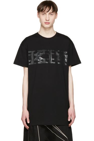 KTZ - Black Logo T-Shirt