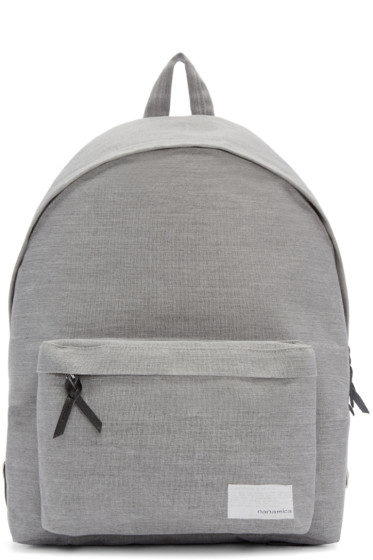 Nanamica - Grey Daypack Backpack