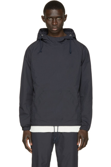Nanamica - Navy Anorak Jacket
