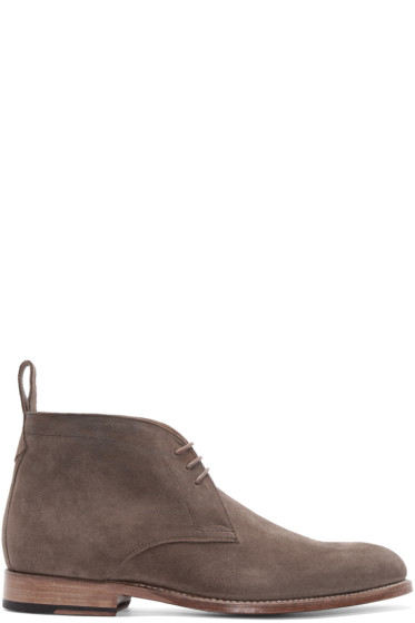 Grenson - Brown Marcus Boots