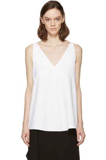 Stella McCartney - White Sutton Tank Top