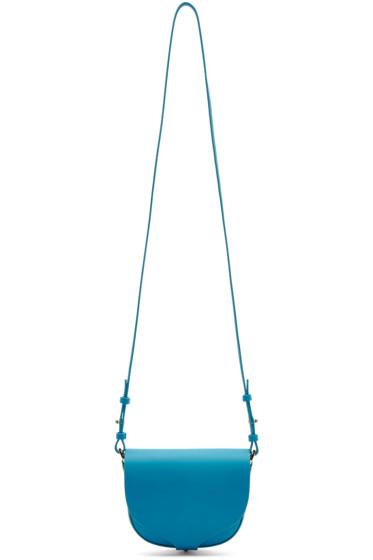 Sophie Hulme - Blue Mini Barnsbury Bag