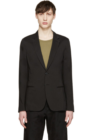 Paul Smith London - Black Lightweight Blazer