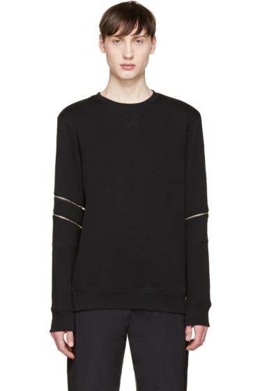 Tim Coppens - Black Core Zipper Pullover