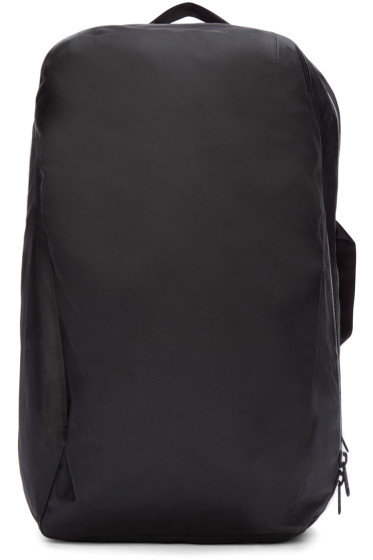 Arc'teryx Veilance - Black Coated Nomin Backpack